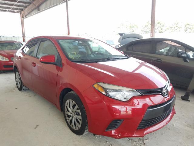 Vehiculos salvage en venta de Copart Homestead, FL: 2015 Toyota Corolla L