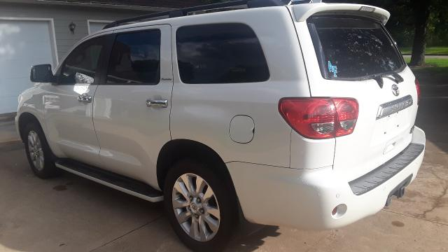 5TDYY5G10DS045286 - 2013 Toyota Sequoia Pl 5.7L [Angle] View