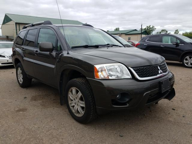 Salvage cars for sale from Copart Ham Lake, MN: 2011 Mitsubishi Endeavor L