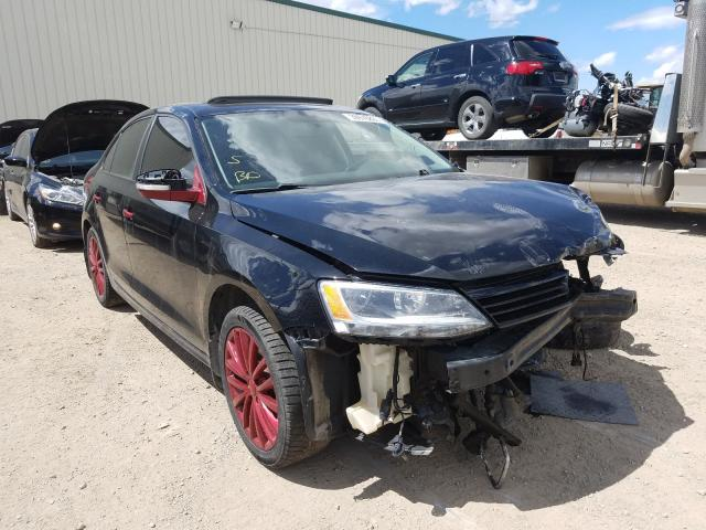 Salvage cars for sale from Copart Rocky View County, AB: 2014 Volkswagen Jetta TDI
