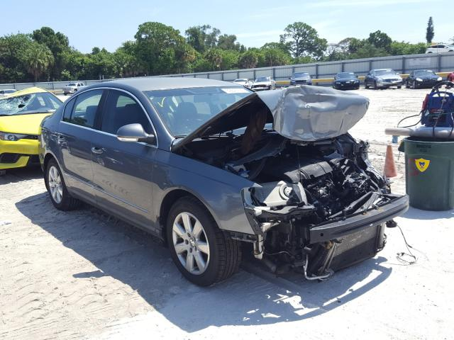 Salvage cars for sale from Copart Fort Pierce, FL: 2008 Volkswagen Passat Turbo