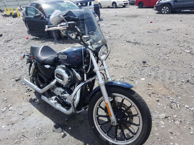 Salvage cars for sale from Copart Montgomery, AL: 2008 Harley-Davidson XL1200 L