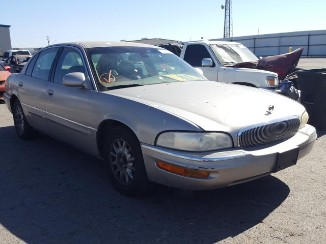 Buick salvage cars for sale: 2001 Buick Park Avenue