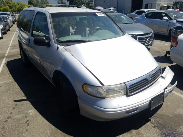 Mercury Villager salvage cars for sale: 1997 Mercury Villager