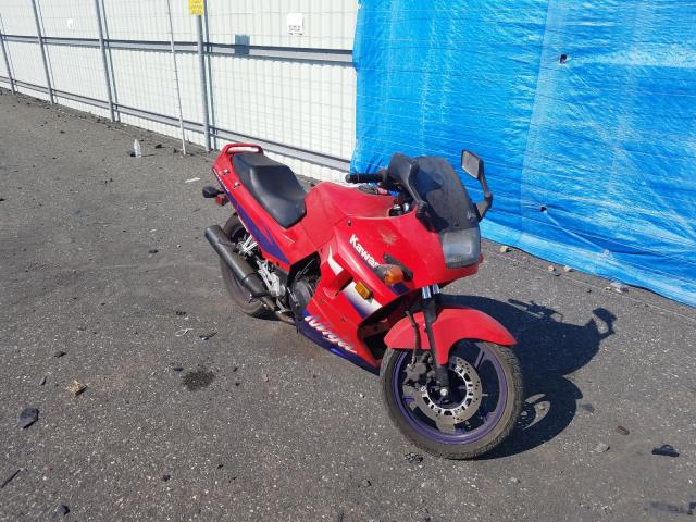2000 Kawasaki EX250 F for sale in Pennsburg, PA