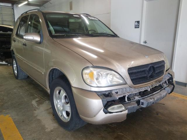 2002 Mercedes-Benz ML 320 for sale in Mocksville, NC
