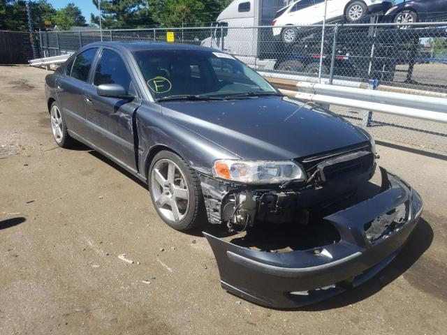 Volvo salvage cars for sale: 2004 Volvo S60 R