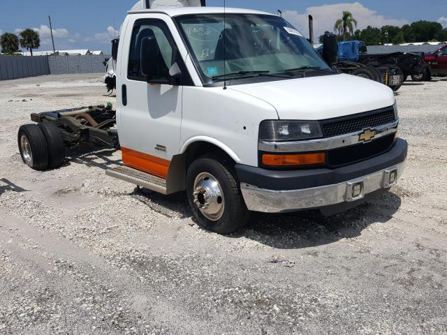 Chevrolet Express G4 salvage cars for sale: 2016 Chevrolet Express G4