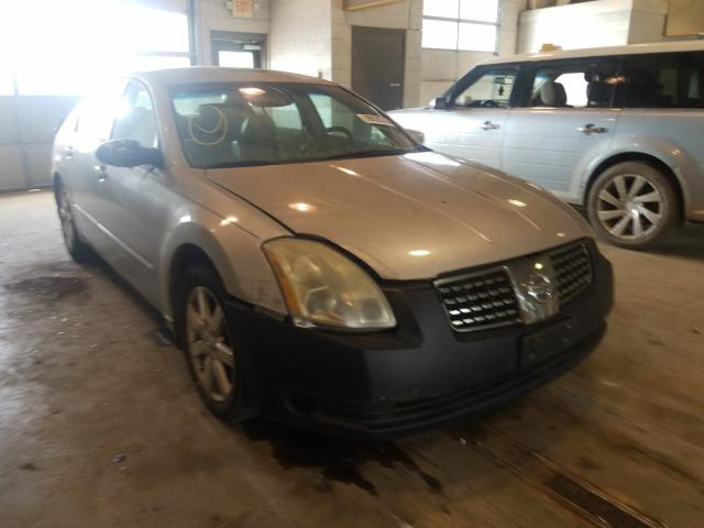 Salvage cars for sale from Copart Sandston, VA: 2004 Nissan Maxima SE