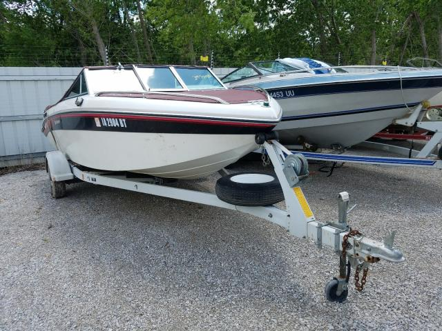 Salvage cars for sale from Copart Des Moines, IA: 1989 Celebrity Boat