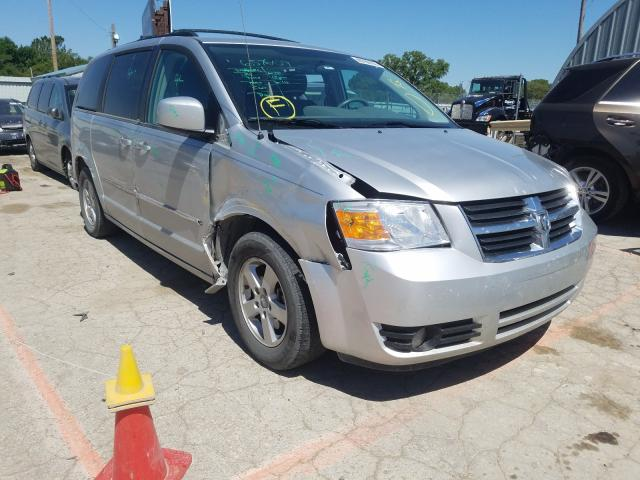 Salvage cars for sale from Copart Wichita, KS: 2010 Dodge Grand Caravan