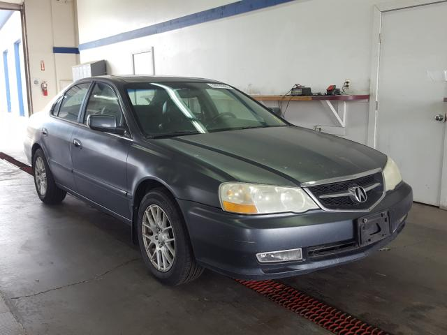 Salvage cars for sale from Copart Pasco, WA: 2003 Acura 3.2TL