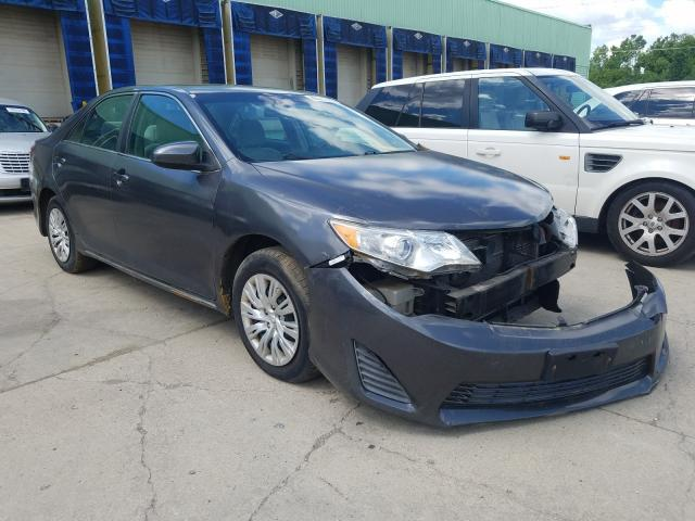 Salvage cars for sale from Copart Columbus, OH: 2014 Toyota Camry Hybrid