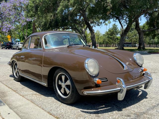 Porsche salvage cars for sale: 1964 Porsche 356B