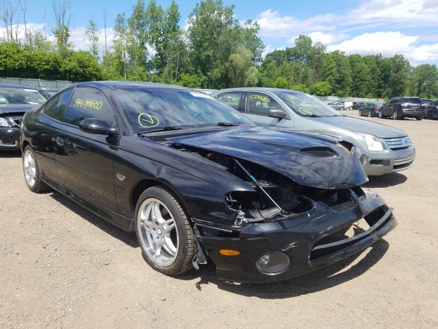 Pontiac GTO salvage cars for sale: 2006 Pontiac GTO