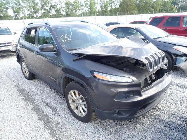 2016 Jeep Cherokee L en venta en Spartanburg, SC