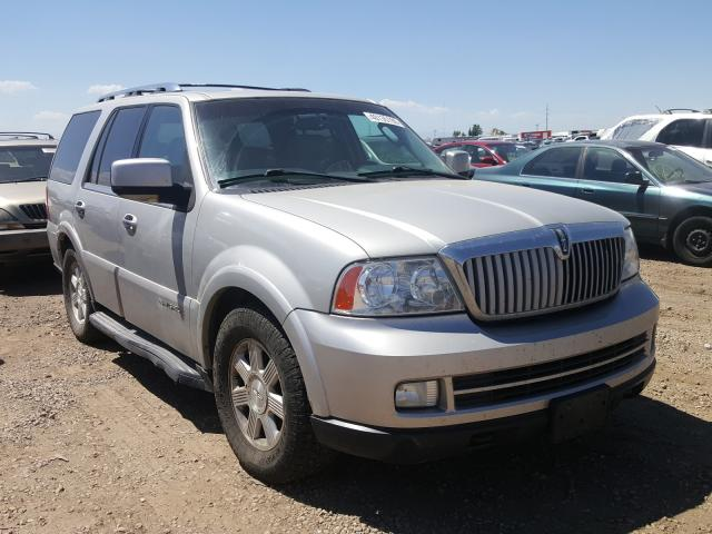 Lincoln salvage cars for sale: 2006 Lincoln Navigator