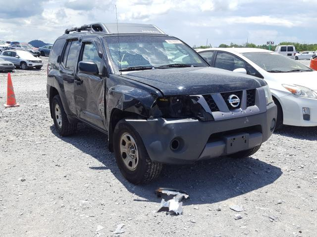 Nissan Xterra OFF salvage cars for sale: 2006 Nissan Xterra OFF
