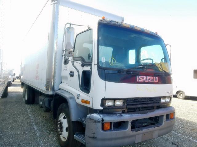 Isuzu salvage cars for sale: 2000 Isuzu FTR