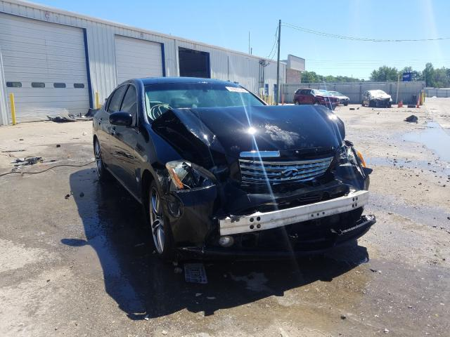 Infiniti salvage cars for sale: 2007 Infiniti M35 Base