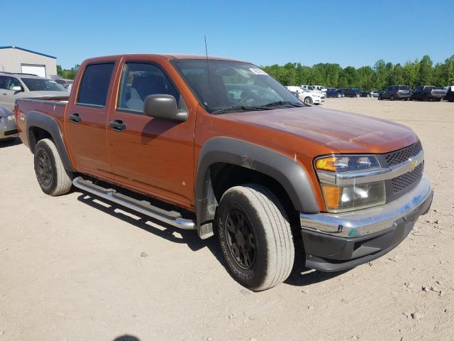 Chevrolet Colorado salvage cars for sale: 2006 Chevrolet Colorado