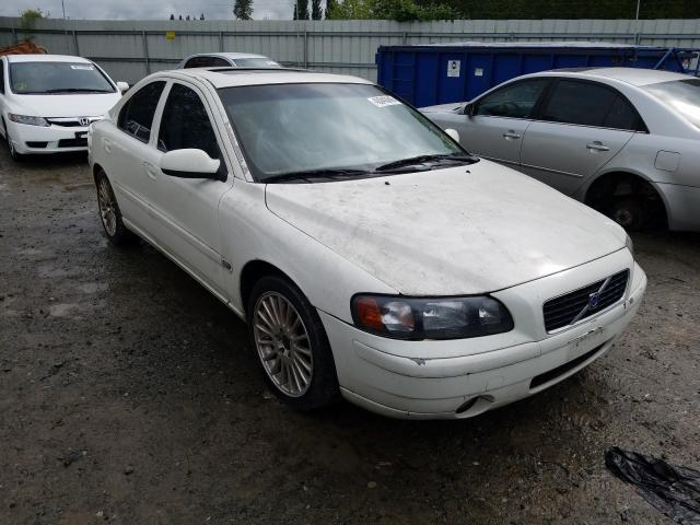 Volvo salvage cars for sale: 2003 Volvo S60 2.4T