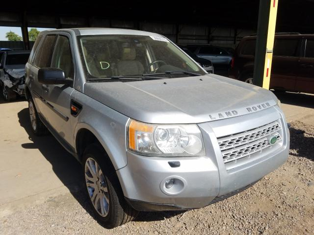 Land Rover salvage cars for sale: 2008 Land Rover LR2 SE TEC