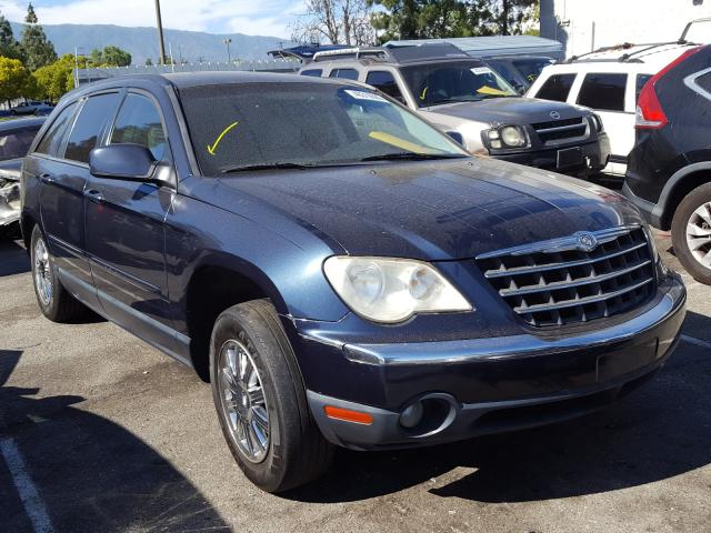 Chrysler Pacifica T salvage cars for sale: 2007 Chrysler Pacifica T