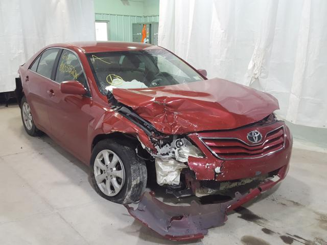 Salvage cars for sale from Copart Leroy, NY: 2011 Toyota Camry Base