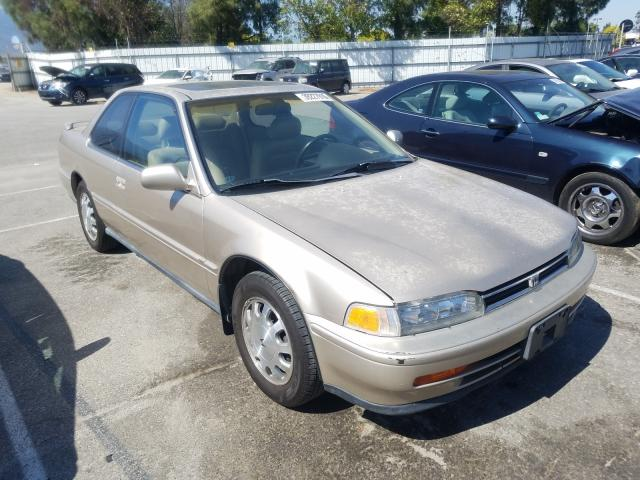 Honda Accord SE salvage cars for sale: 1993 Honda Accord SE