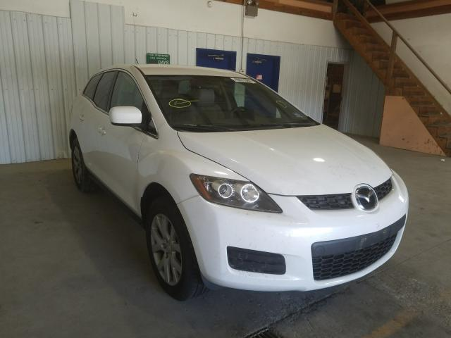 Mazda salvage cars for sale: 2007 Mazda CX-7