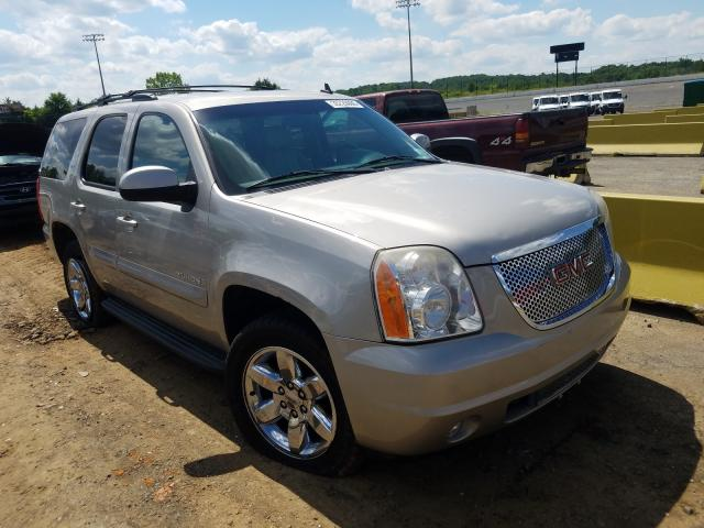 Salvage cars for sale from Copart Concord, NC: 2009 GMC Yukon SLT