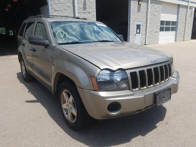 Salvage cars for sale from Copart Sandston, VA: 2005 Jeep Grand Cherokee