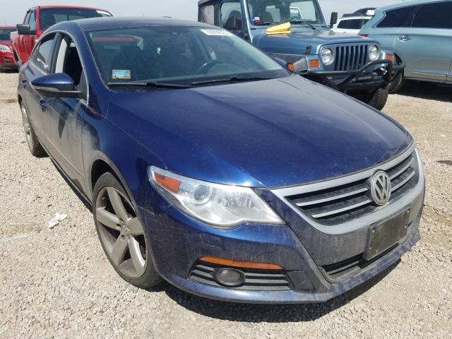 Volkswagen salvage cars for sale: 2009 Volkswagen CC VR6 4MO