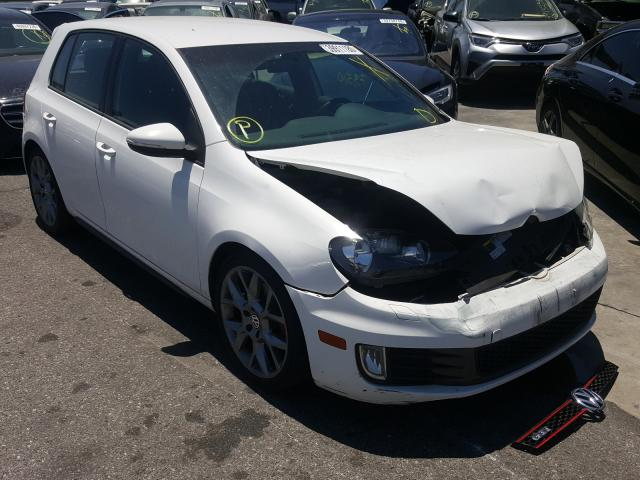 Volkswagen GTI salvage cars for sale: 2013 Volkswagen GTI