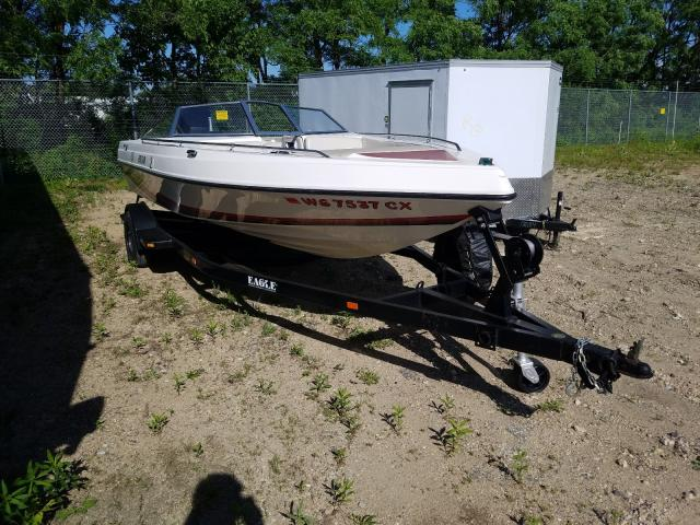 Baja salvage cars for sale: 1992 Baja Boatw TRL
