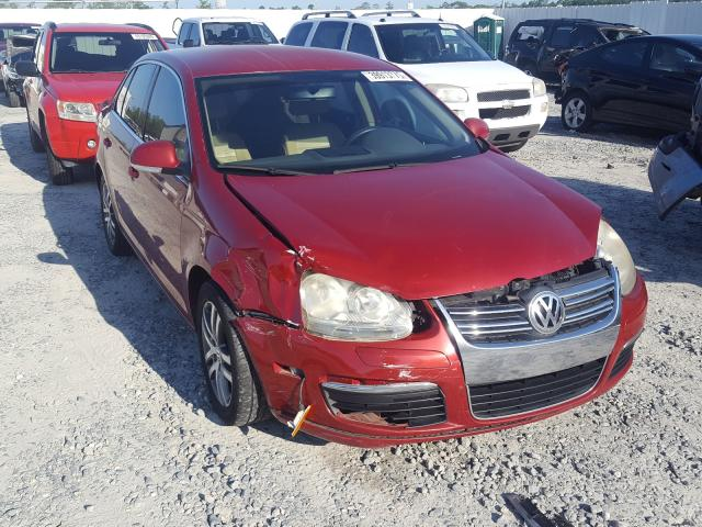 Salvage cars for sale from Copart Midway, FL: 2006 Volkswagen Jetta 2.5