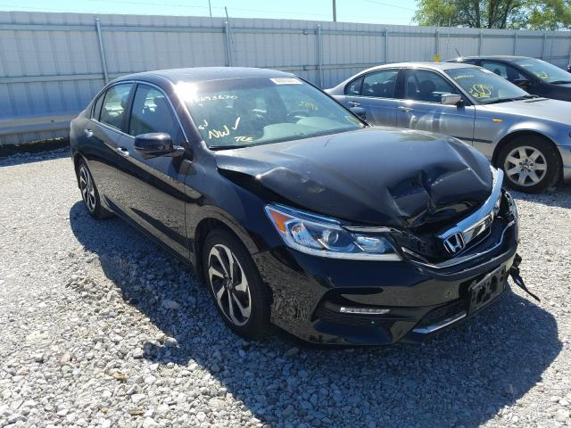 2016 Honda Accord Exl 2.4L, VIN: 1HGCR2F82GA071752
