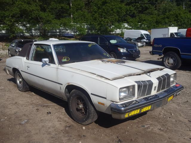 1978 Oldsmobile Cutlass for sale in Mendon, MA