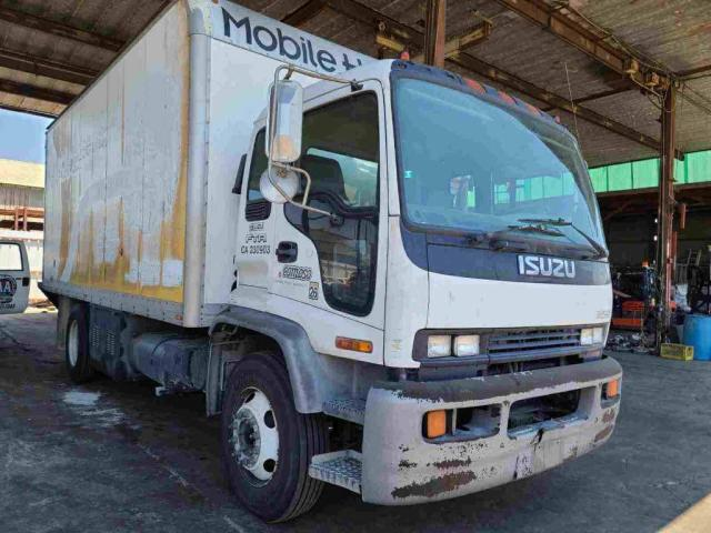 Isuzu salvage cars for sale: 2002 Isuzu FTR