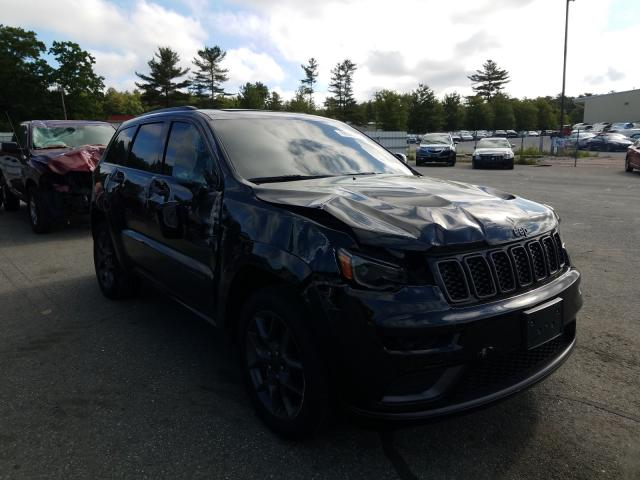 Salvage cars for sale from Copart Exeter, RI: 2020 Jeep Grand Cherokee