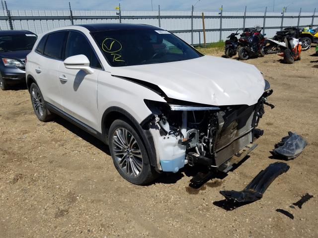 Lincoln Vehiculos salvage en venta: 2016 Lincoln MKX Reserv