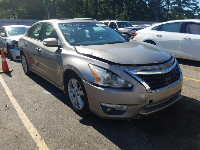 Nissan salvage cars for sale: 2013 Nissan Altima 2.5