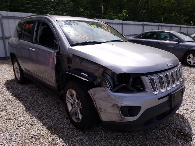 Jeep Compass LA salvage cars for sale: 2014 Jeep Compass LA