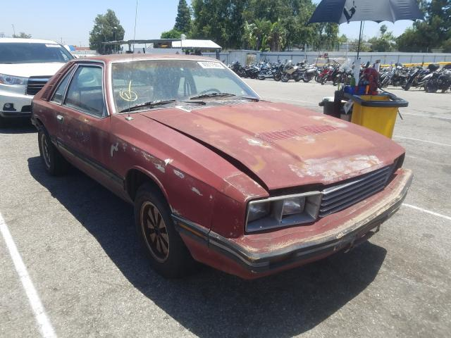 Mercury salvage cars for sale: 1981 Mercury Capri