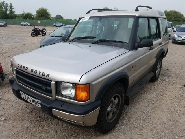 LAND ROVER DISCOVERY - 1999 rok