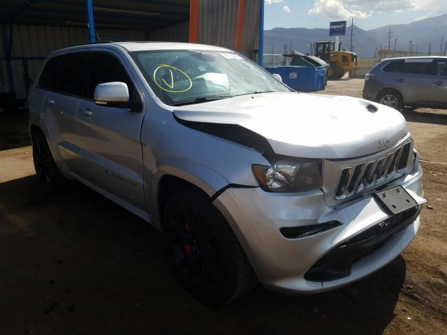 Salvage cars for sale from Copart Colorado Springs, CO: 2012 Jeep Grand Cherokee