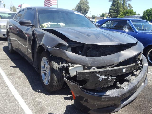 2016 Dodge Charger Se 3.6L, VIN: 2C3CDXBG4GH109608