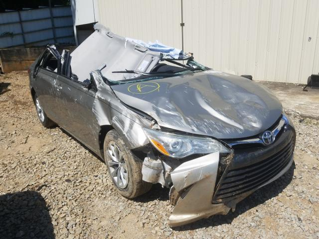 Salvage cars for sale from Copart Gainesville, GA: 2015 Toyota Camry LE