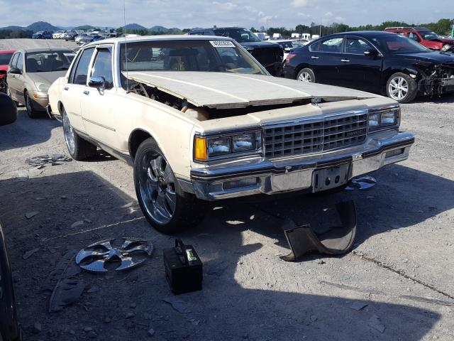 1985 Chevrolet Caprice CL for sale in Madisonville, TN